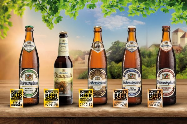 Weihenstephan World Beer Awards 2018