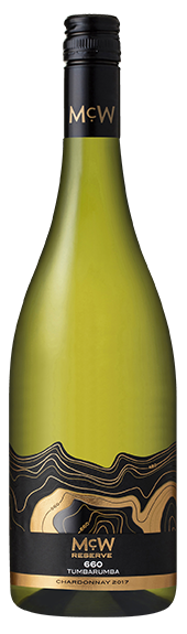 McW 660 Reserve Tumbarumba  Chardonnay 2017