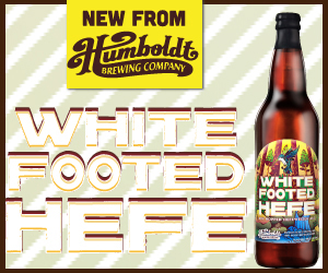 Humboldt Brewing Company Rolls Out New Brew: White Footed Hefe