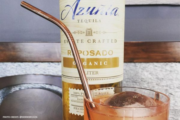 Azuñia Tequila Presents #NoPlasticStraws365 photo credit: @dennism1426