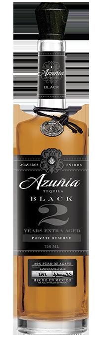 Azuñia Black - 2-Year Special Reserve, Extra Aged Añejo