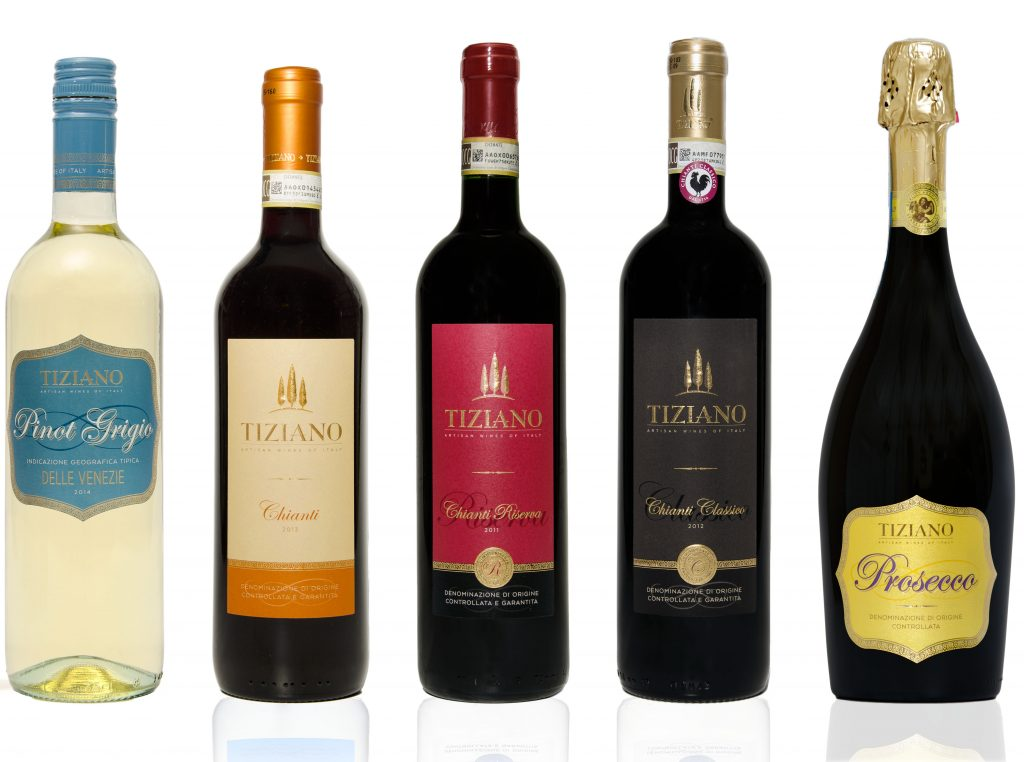 Tiziano Wine Announces Toast It & Post It Social Contest
