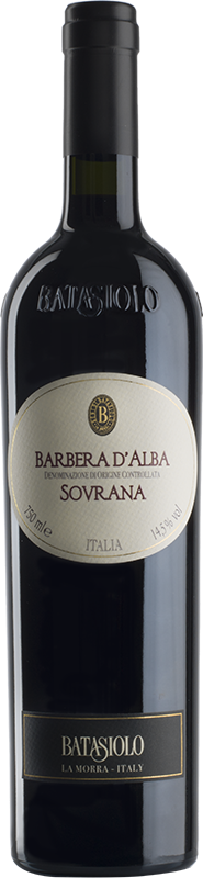 Barbera d'Alba D.O.C. Sovrana 2016 Photo