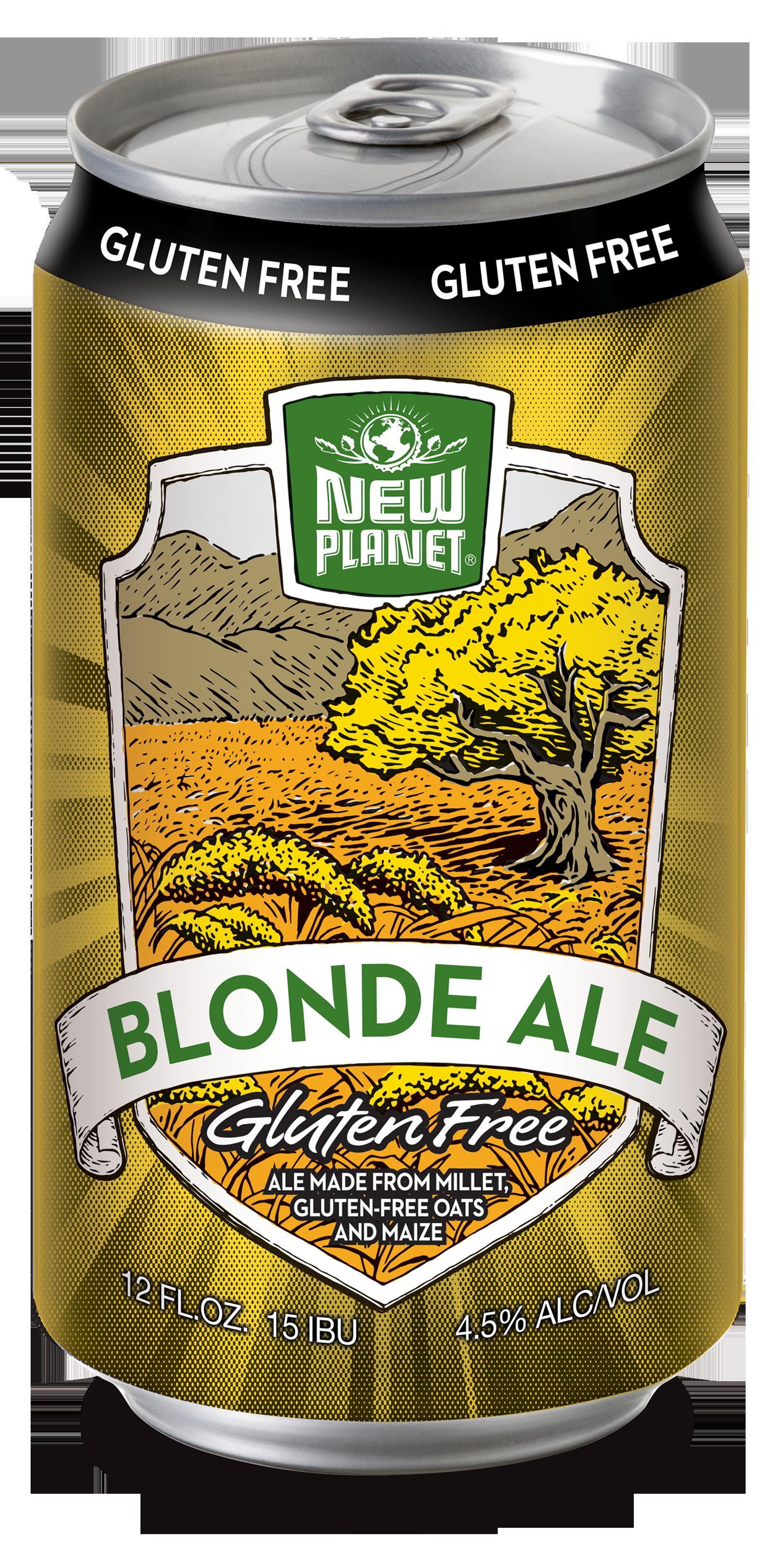 Blonde Ale - Gluten Free