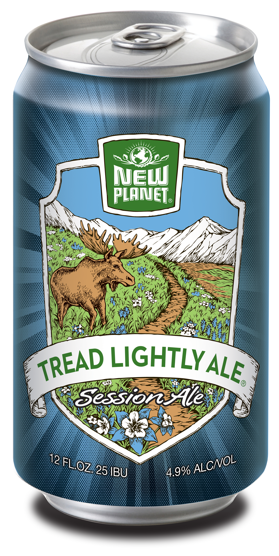 Tread Lightly Ale - Gluten Reduced