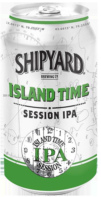 Shipyard Island Time