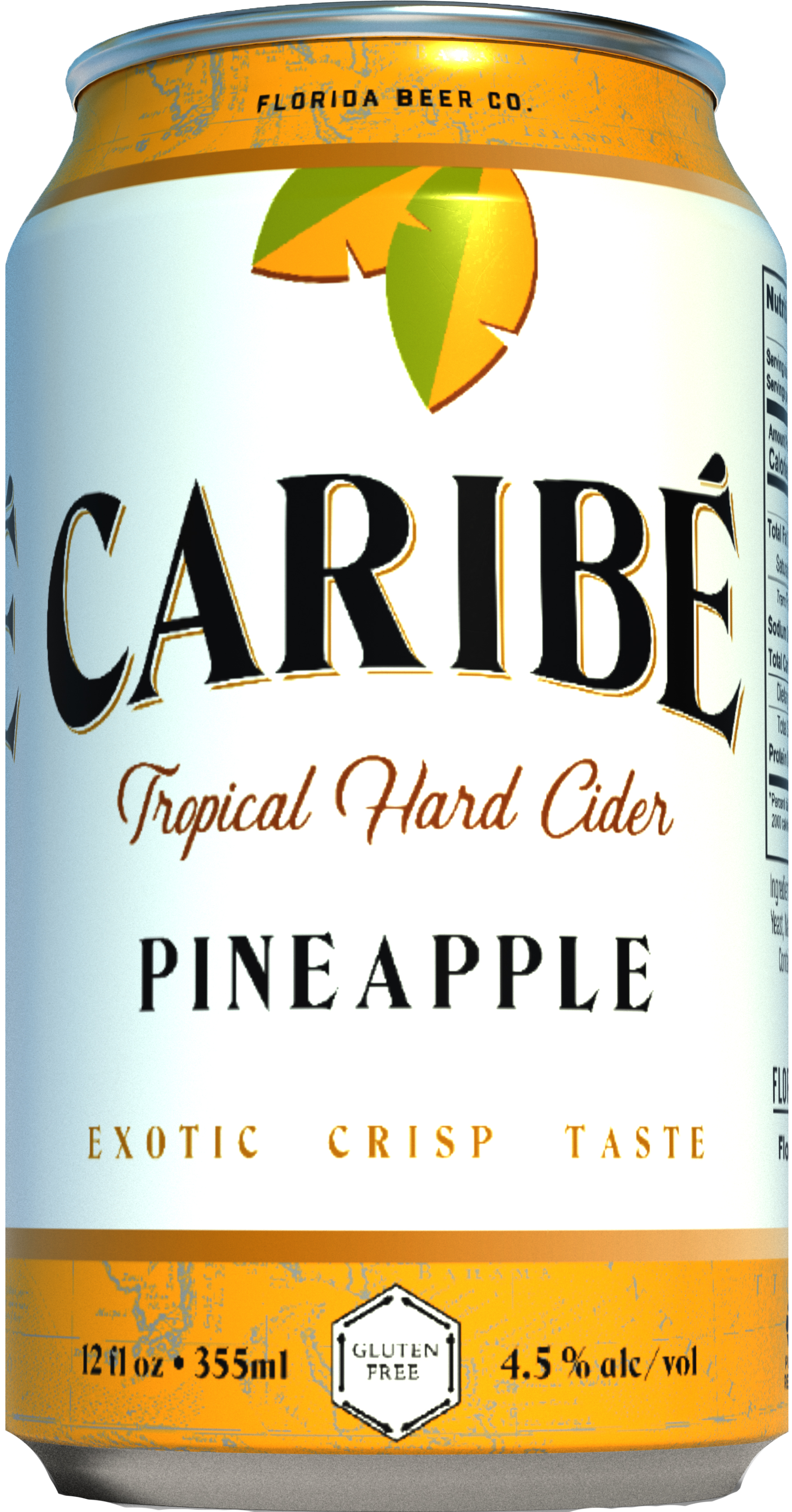 Caribe Pineapple Cider