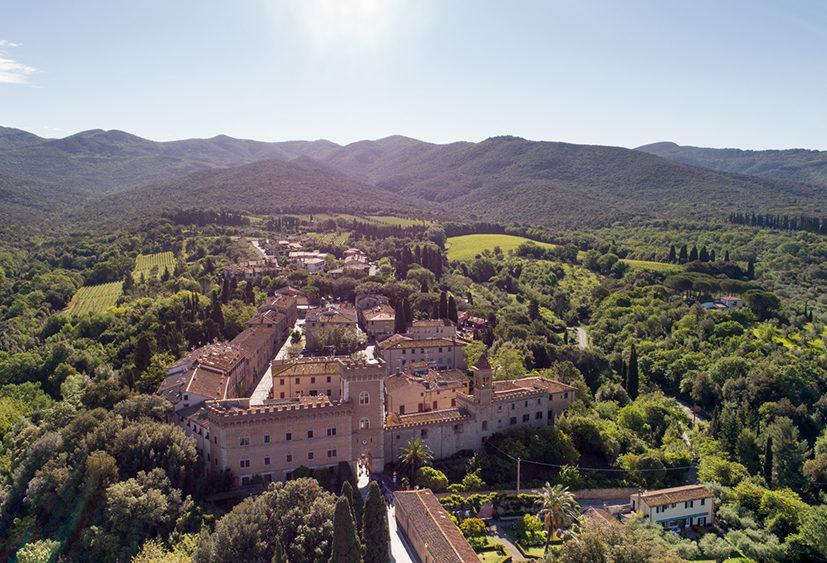 Castello di Bolgheri Castle