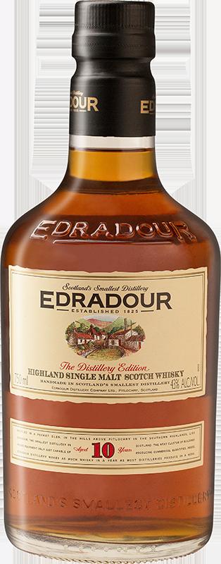 Edradour 10 year Photo