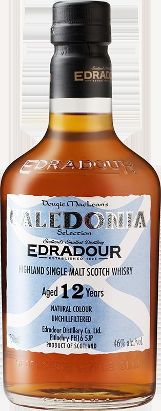 Edradour Caledonia 12 year