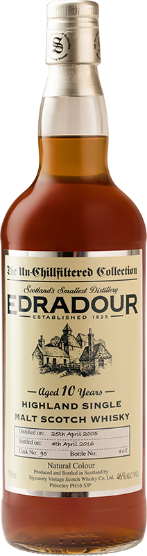 Edradour Unchillfiltered