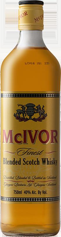 McIvor Finest Scotch Whisky