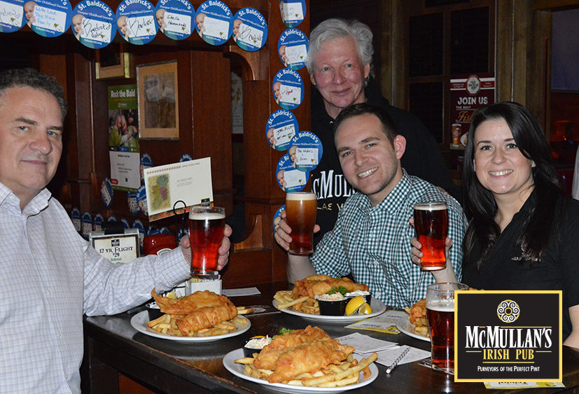 McMullans-The Best Fish and Chips in the USA awarded by Old Speckled Hen