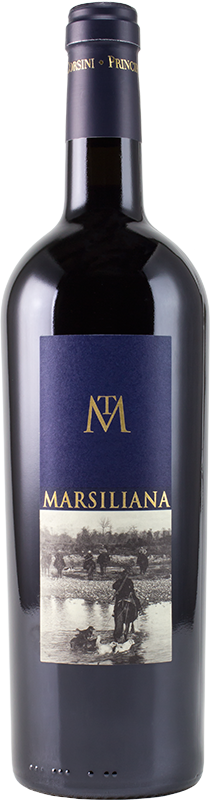 Tenuta Marsiliana - Marsiliana Rosso 2004