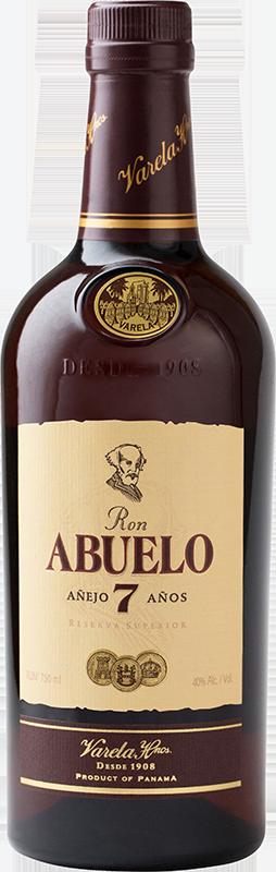 Ron Abuelo Añejo 7 year