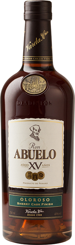 Ron Abuelo Finish Collection - Oloroso
