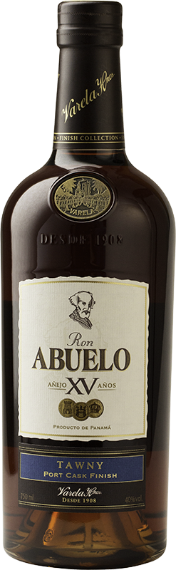 Ron Abuelo Finish Collection - Tawny
