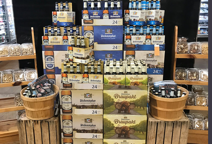 Weihenstephan Braupakt Collaboration with Sierra Nevada