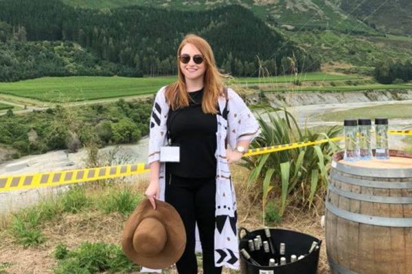 erica barnett, territory manager, total beverage solution